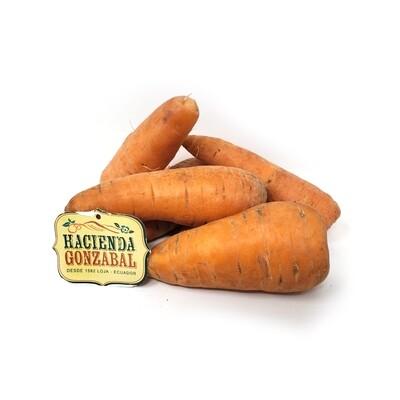 Zanahorias Orgánicas - x6 unidades  450g