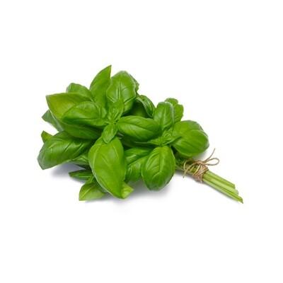 Albahaca orgánica - atado de 150 g