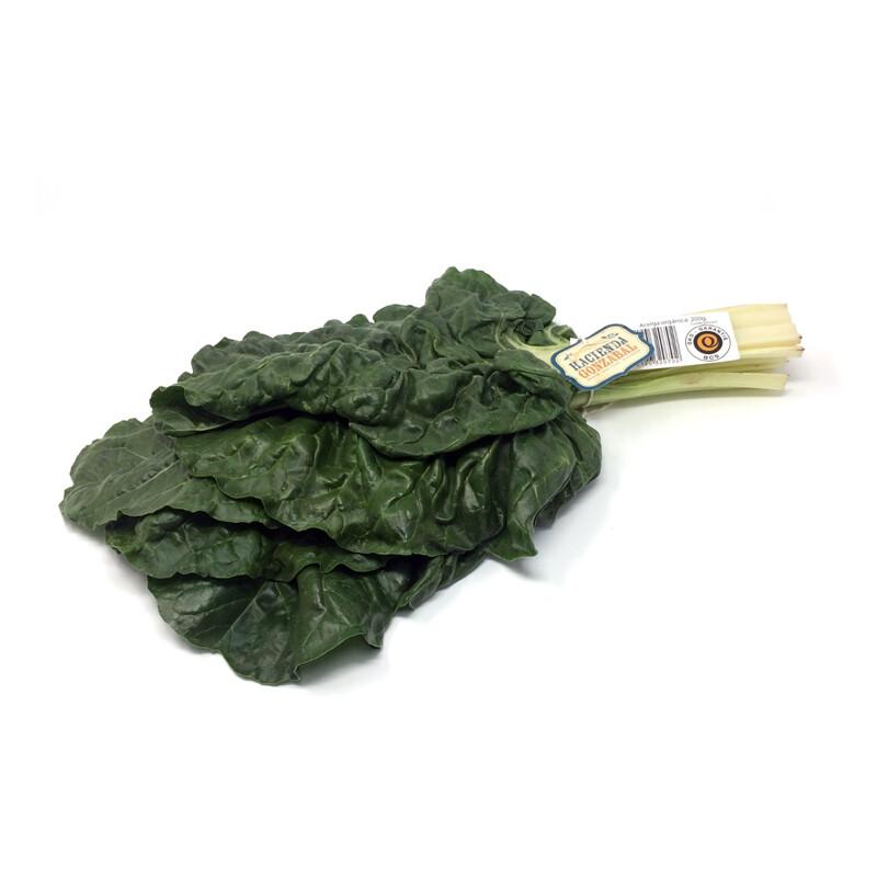 Acelga orgánica - atado de 200 g