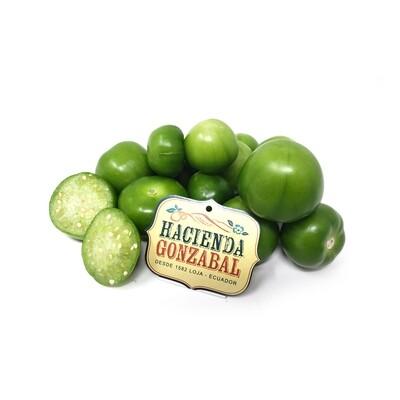 Tomate orgánico verde -480 g