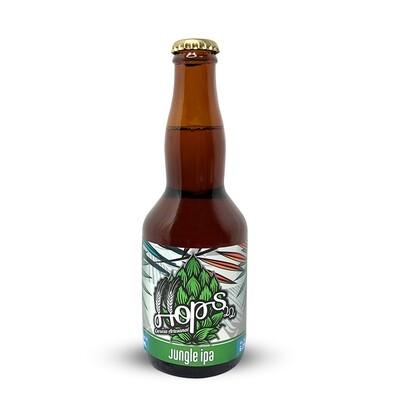Cerveza Artesanal HOPS 22 / Jungle IPA