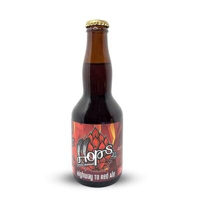 Cerveza Artesanal HOPS 22 / Highway To Red Ale