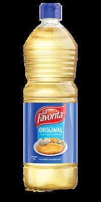 Aceite LA FAVORITA / Original 1LT