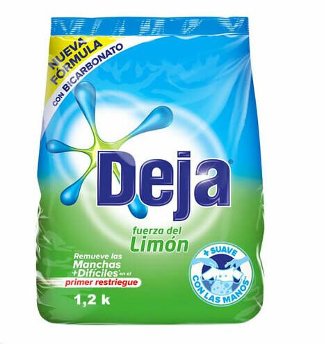 Detergente / DEJA LIMON 1200g