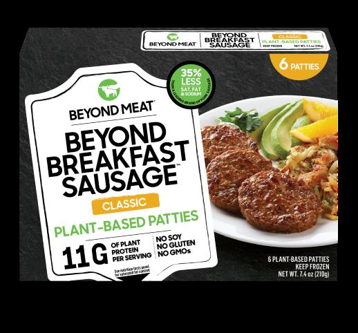 Beyond Breakfast Sausage / Carne Vegetal 210g