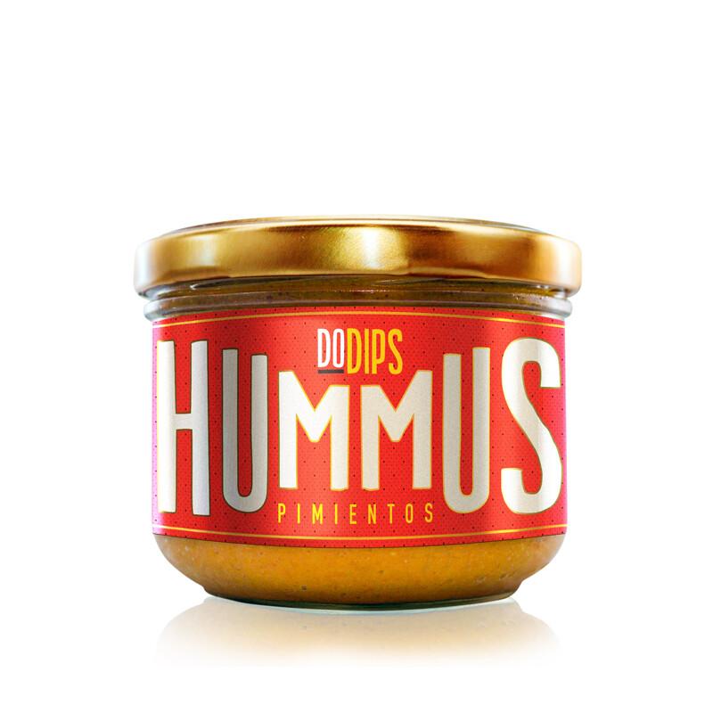 HUMMUS / Sabor Pimientos DODIPS