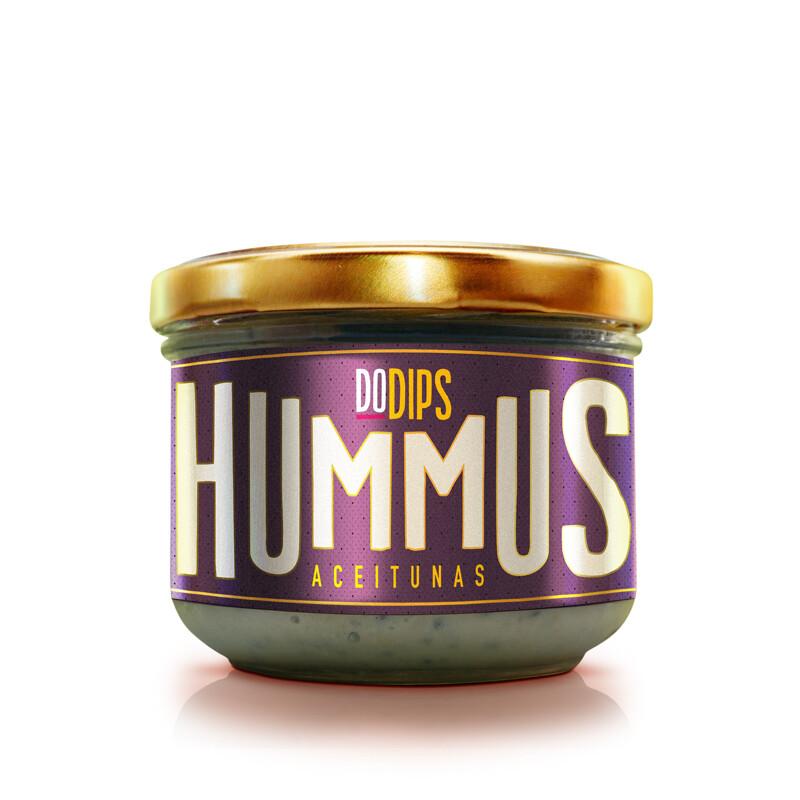 HUMMUS / Sabor Aceitunas DODIPS