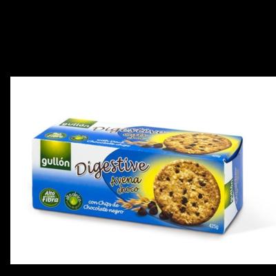 Digestive Avena/Chocolate 425gr / GULLON