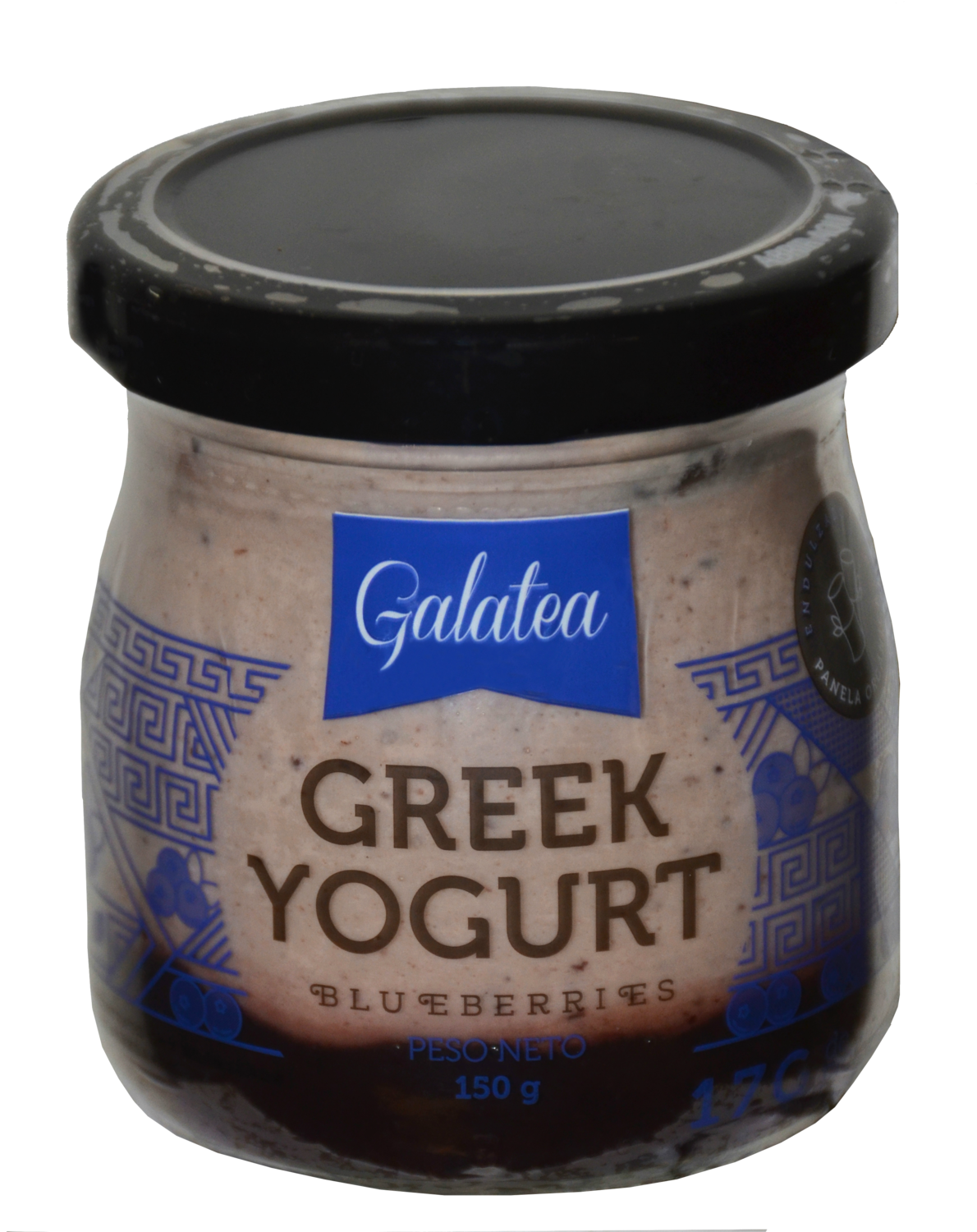 Yogurt Griego Sabor Blueberries 150G / GALATEA