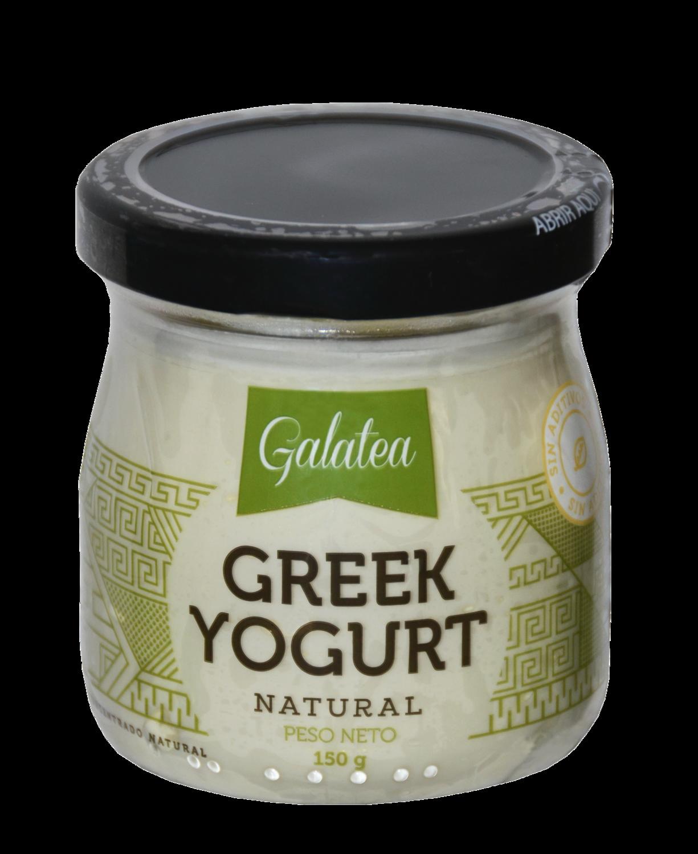 Yogurt Griego Sabor Natural 150G / GALATEA