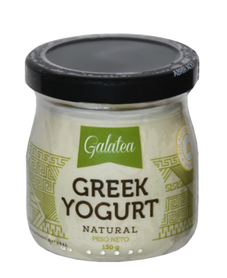 Yogurt Griego Sabor Natural 150G / GALATEA