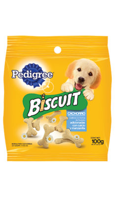 Pedigree Cachorro Mini Biscuit / 100g