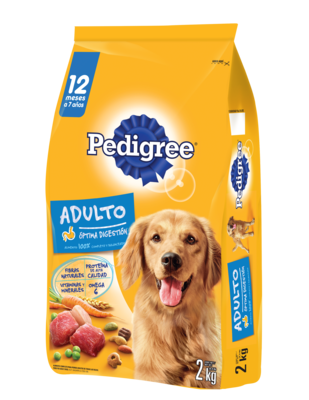 Pedigree Adulto Razas Grandes
