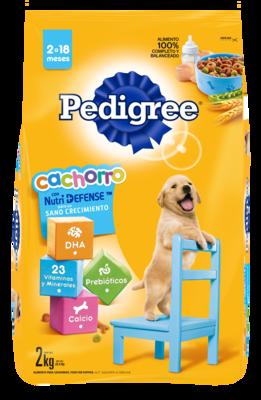 Pedigree Cachorros - 2 a 18 meses