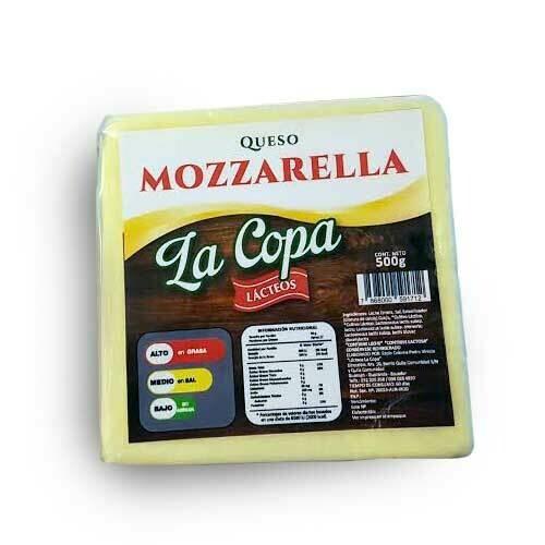 Queso Mozzarella / La Copa