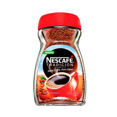 Café NESCAFÉ frasco 200g