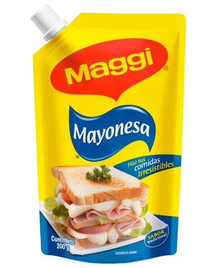 Mayonesa Maggi 200 CC / Doypack