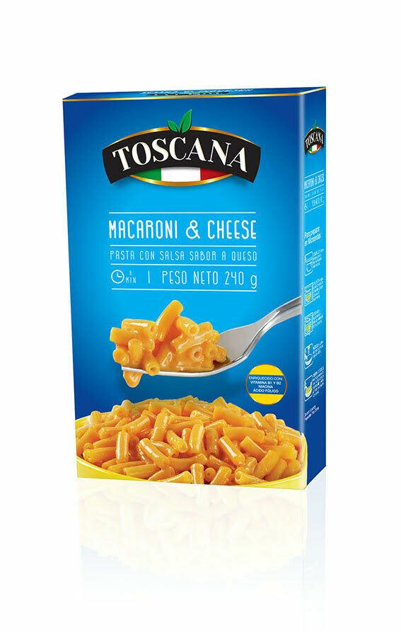 Macaroni & Cheese / Caja 240g