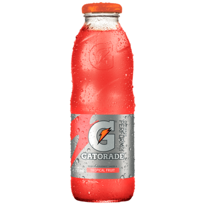 Gatorade / Tropical Fruit 473 ml