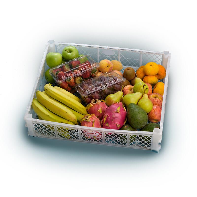 Canasta de Frutas Lista !
