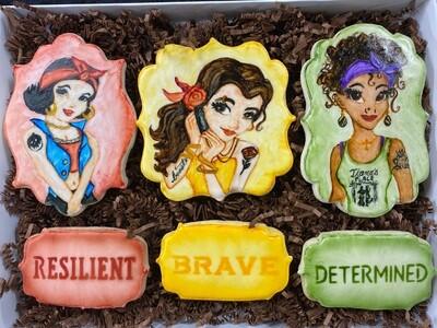 Powerful Princess Cookies