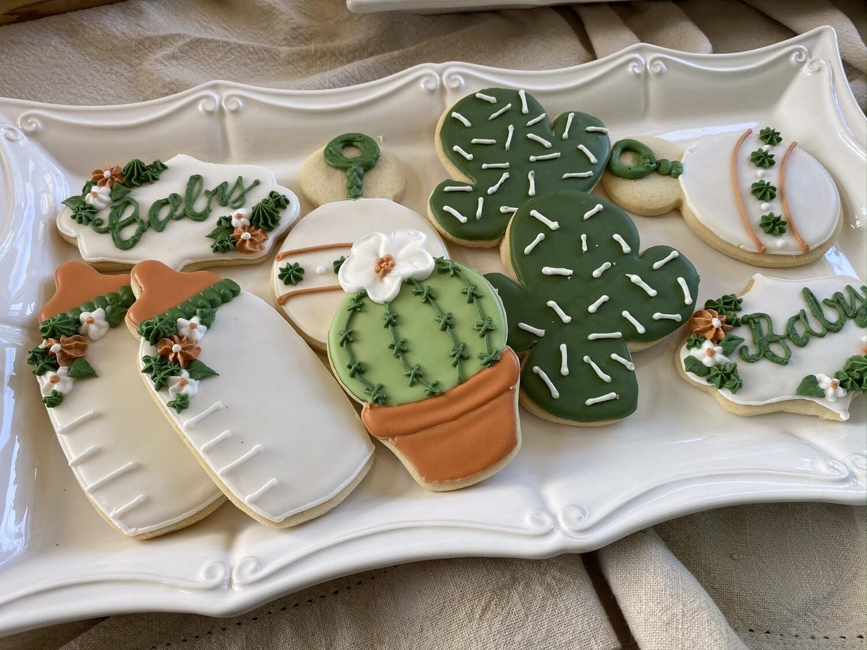 Custom Sugar Cookie Favors