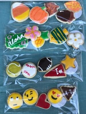 Basic Sugar Cookie Decorating