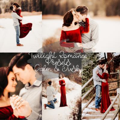 Twilight Romance Calm & Dusky Presets
