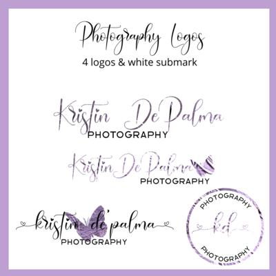 Purple Logo Design