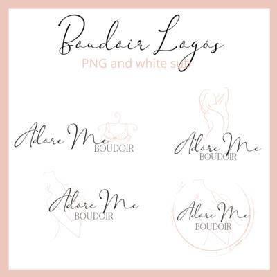 Boudoir Logos