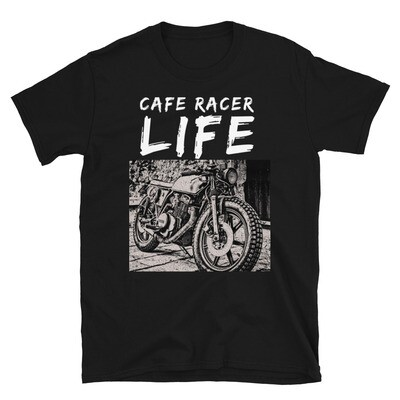 Cafe Racer Unisex T-Shirt