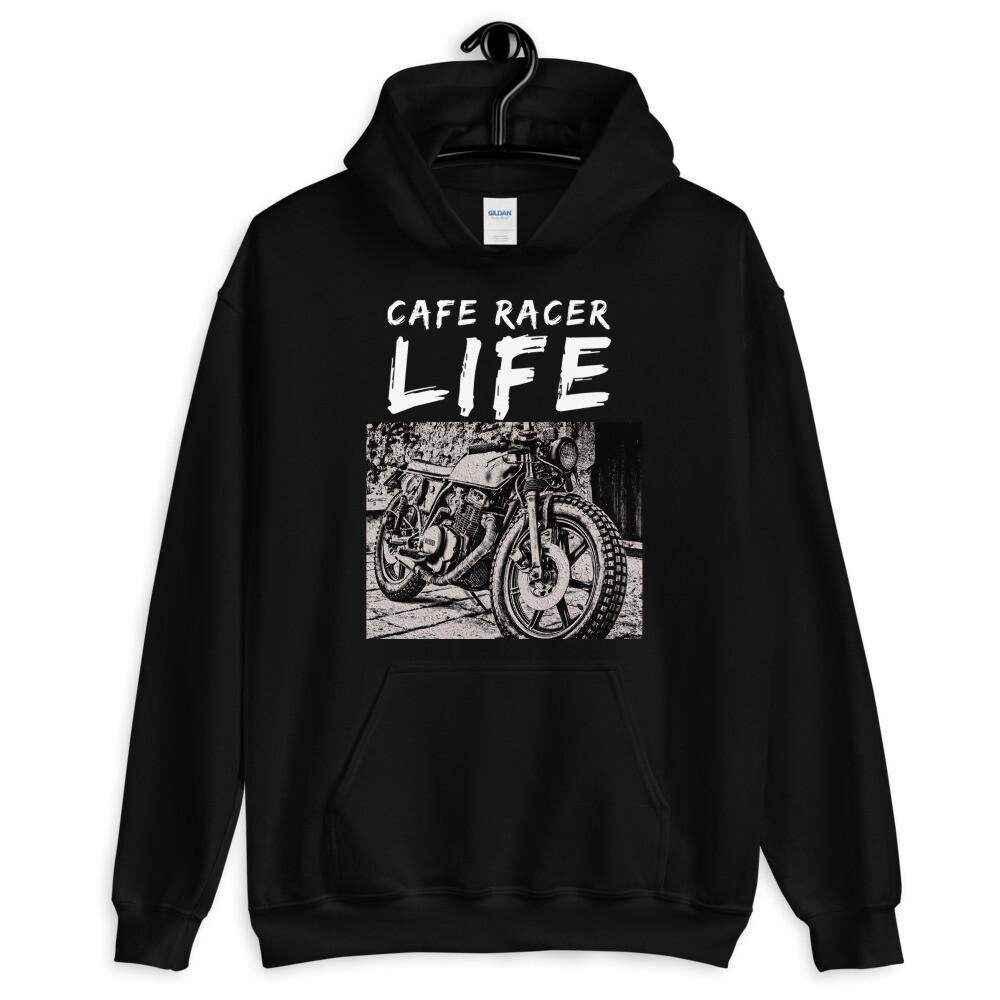 Cafe Racer Life Unisex Hoodie