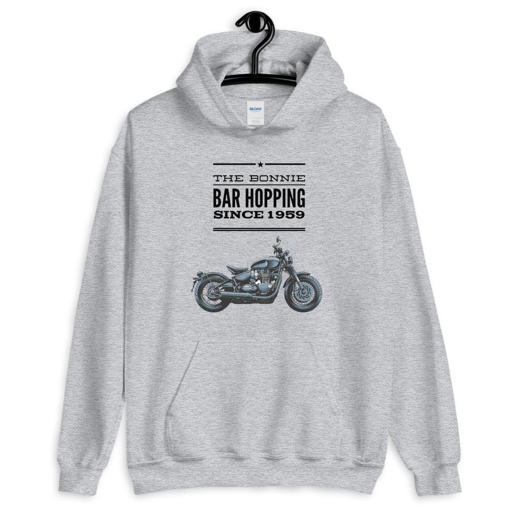 Triumph bobber Hoodie