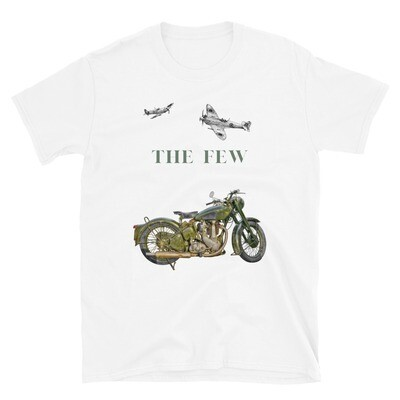 WW2 BSA M20 T-Shirt