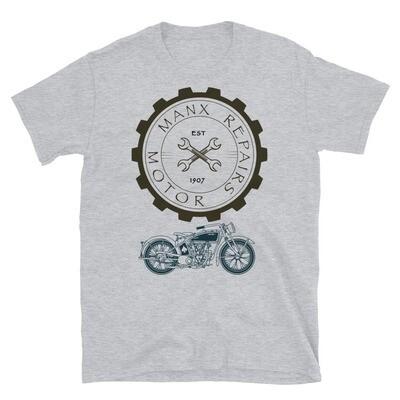 Manx Motor Repairs T-Shirt