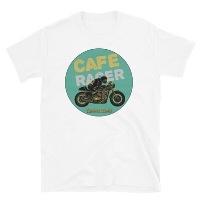 Timeless 2 Wheels Cafe Racer T-Shirt