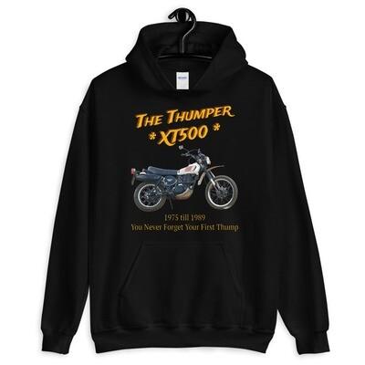 Yamaha XT500 Hoodie