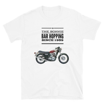 Triumph Bonneville Bar Hopper T-Shirt