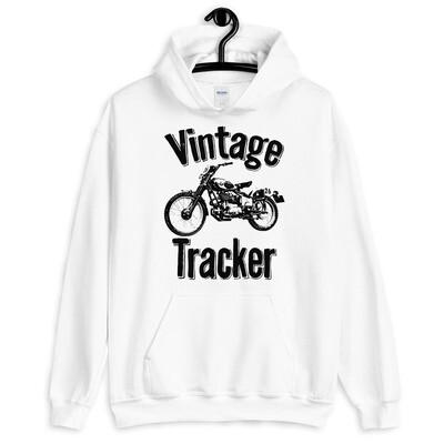 Vintage Scrambler Biker Hoodie