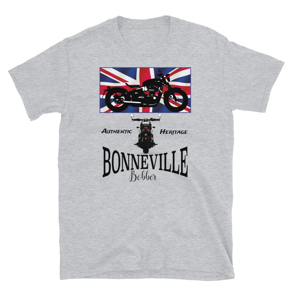 Triumph Bobber Authentic Heritage T-Shirt