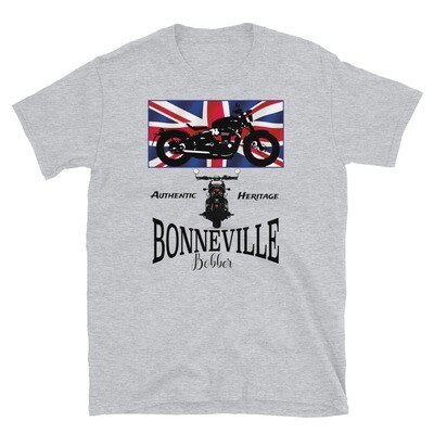 Triumph Bobber Authentic Heritage T-Shirt
