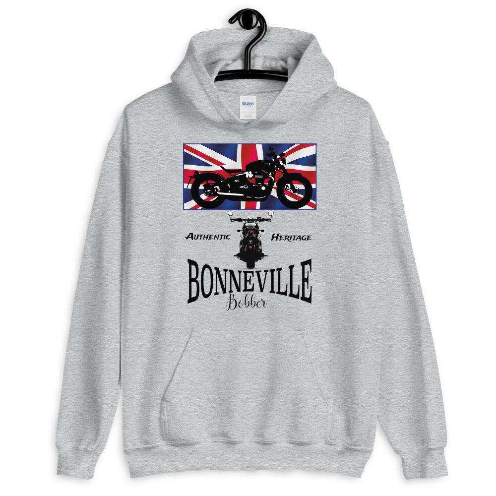 Triumph Bonneville Bobber Hoodie