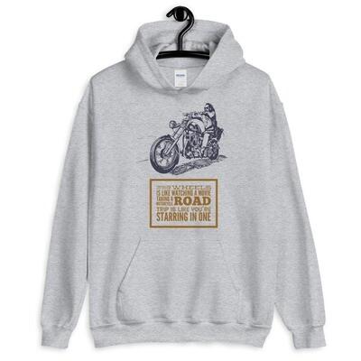 Easy Rider Biker Hoodie