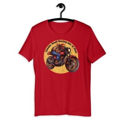 Road Racing Isle of Man Vintage T-Shirt