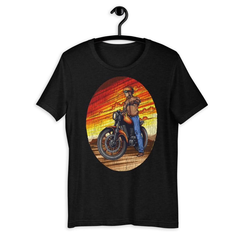 Retro Desert Racer T-Shirt