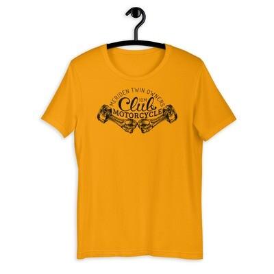 Meriden Twin Owners Vintage T-Shirt