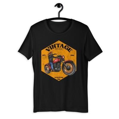 Vintage Custom Chopper T-Shirt