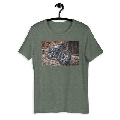 Yamaha Cafe Racer T-Shirt