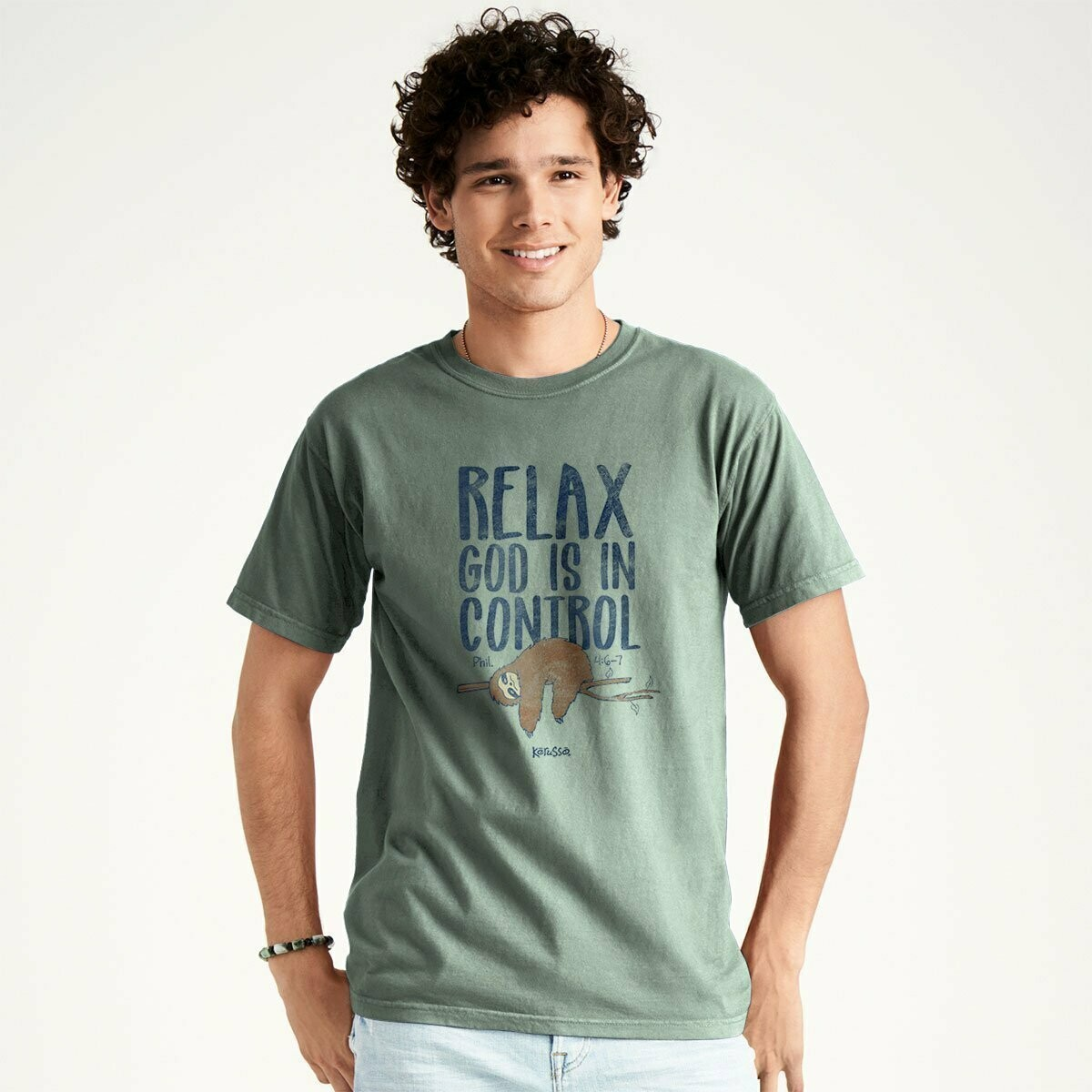 Relax Adult T-Shirt - FREE Shipping