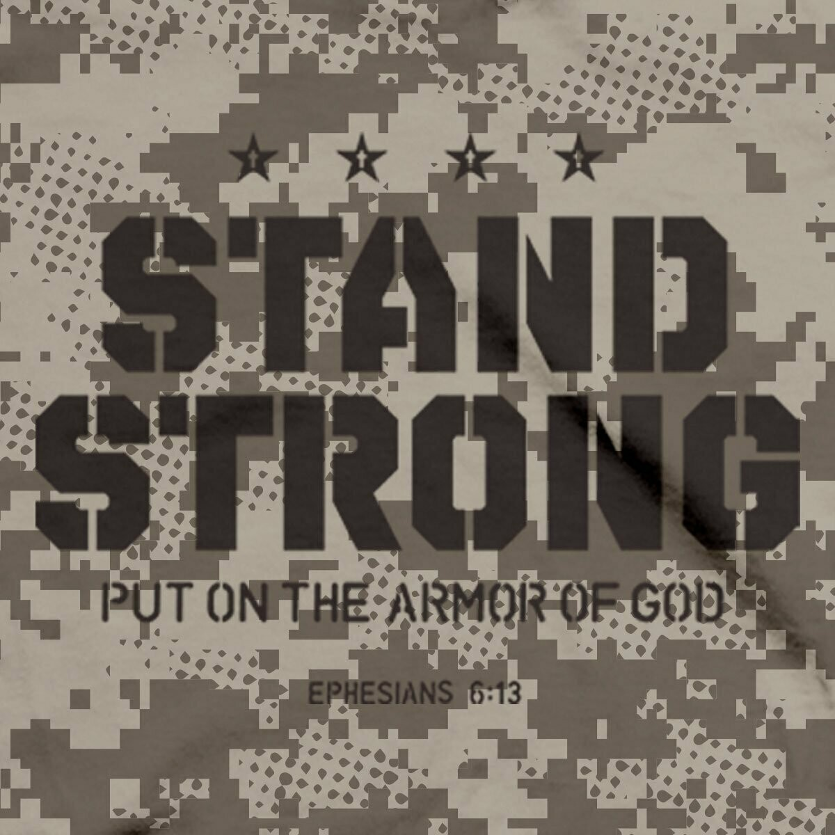 Stand Strong Adult T-Shirt - FREE Shipping
